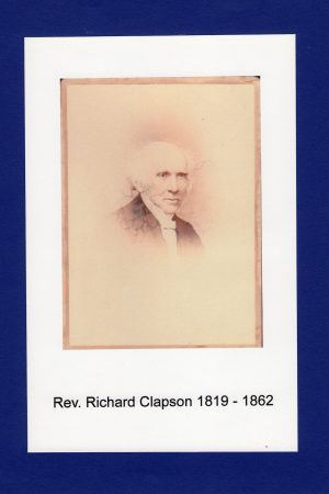 6.-Rev.-Richard-Clapson-1819-1862